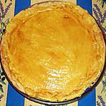 tarte à  l'andalouse
