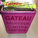 recette mousse chocolat carambar