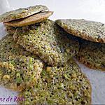 recette Biscuits pistache citron