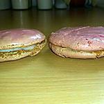 recette Macarons aux litchis