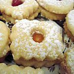 recette PETITS SABLES DE HILDE