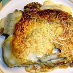 recette Moussaka à ma Façon avec Pommes de terre