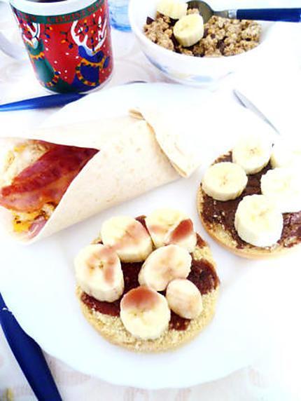 recette de brunch breakfast burrito. Black Bedroom Furniture Sets. Home Design Ideas