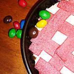 recette Candy pie : tarte aux bonbons