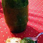 recette Pesto verde