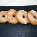 """recette beignets """"façon donuts"""""""
