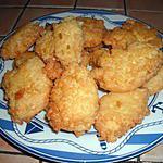 recette Croquettes de riz