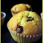 recette Muffins Moelleux Orange/Chocolat