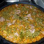 """recette Riz express à la """" Kapi""""... Peu couteux et délicieux..."""