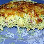 recette Gratin De Galette Aux Pommes-De-Terre Et Courgettes
