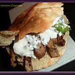 recette Kebab maison d'agneau