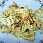 pommes gaufrettes