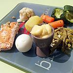 recette Aioli au saumon