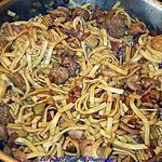 recette Filet de porc sauce miel et ail