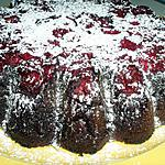 recette Fondant chocolat aux griottes