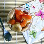 recette Salade de fruits mandarine & banane