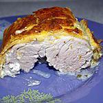 recette Filet Mignon De Porc Au Boursin En Croûte