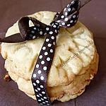 recette Biscuits à la pâte de nougat