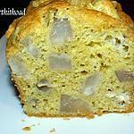 recette cake artichauts et fromage de chèvre