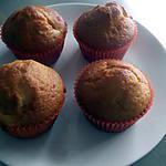recette Muffins aux pêches à ma facon, simple et facile !