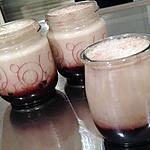 recette Yaourts de soja aux cerises Amarena