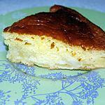 recette Moelleux Aux Pommes Et Fromage Blanc