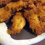 recette Nuggets de porc aux saveurs de l'Andalousie.....