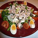 recette salade du soir