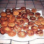 recette Croquettes de semoule