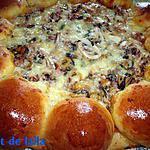 recette PIZZA A MA FACON