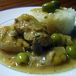 recette Poulet Yassa aux olives