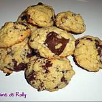recette Cookies aux pépites de chocolat de C. Felder