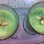 recette Jus banane kiwi