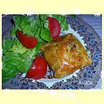 recette Crousti « express » jambon- épinards