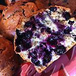 recette Muffins à la Myrtille !