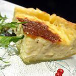 recette Tarte fondante au fromage