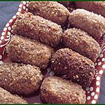 Croquettes panées de viande et béchamel à la Portugaise (croquetes de carne ou bolinhos de carne)