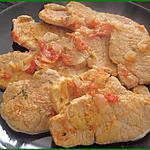 Escalopes de Porc à la Portugaise (comme des bifanas)