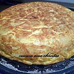 recette tortilla ou omelette espagnole