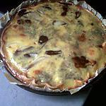 recette tarte poire-chocolat à tomber