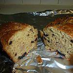 recette cake aux lardons
