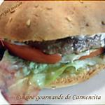 recette Hamburger fait maison