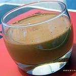 recette mousse au chocolat et caramel