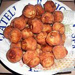 recette Croquettes de pomme de terre