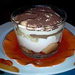 recette Tiramisu ananas avec boudoir et spéculoos