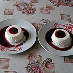 recette Panna cotta légère