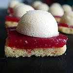 recette Cheesecake breton en mignardise ^^