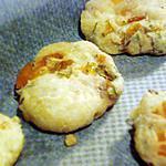 recette Cookies abricot et romarin