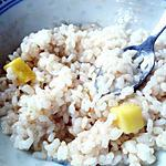 recette Riz mangue, coco, cannelle