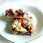 recette S'mores : carrés au chocolat et chamallows